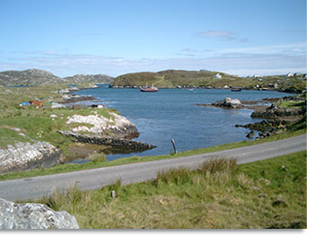 Grimsay - North Uist